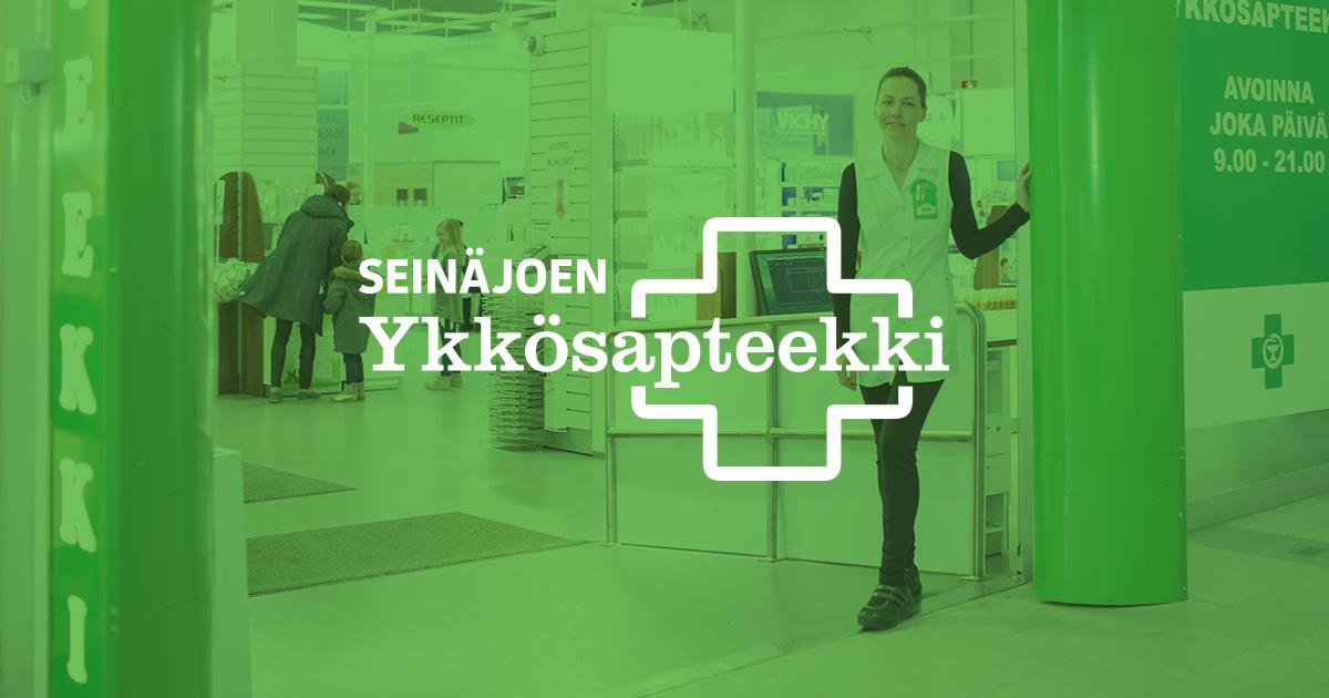 Seinäjoen Ykkösapteekki Seinäjoki
